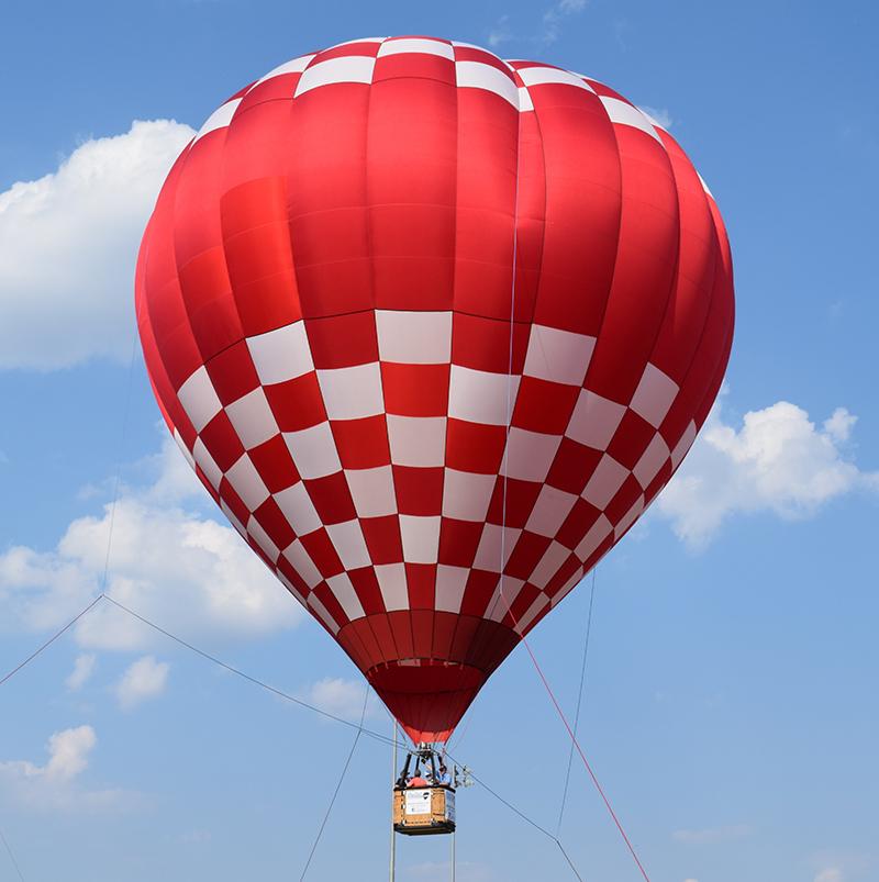2019 Balloons Over Fayette Festival
