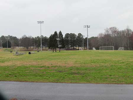 Fayette County McCurry Park Complex